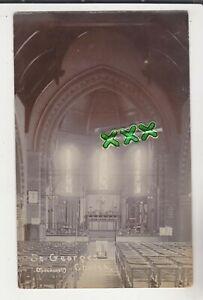 PHOTO? POSTCARD - ST GEORGES CHURCH, TYLEHURST - NEAR READING