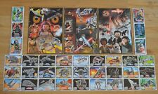 """Lego Star Warsâ""""¢ Trading Card Game Series 1 all 192 Basic Cards Complete"""