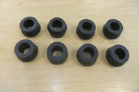 Land Rover Series 2, 3 Shock Absorber Tapered Rubber Bushes set 552819 Bearmach