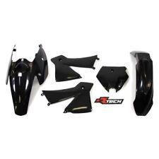 Racetech Plastics kit BLACK. KTM EXC 400 450 520 525  2004