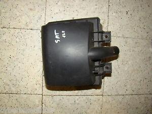 PEUGEOT 125 SATELIS BLACKSAT COMPRESSOR - BOITIER FILTRE A AIR