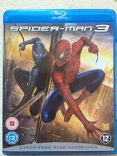 Películas en DVD y Blu-ray blu-ray Spider-Man 3