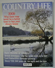 Country Life Magazine. January 7, 2009. Bats: victims or villains?