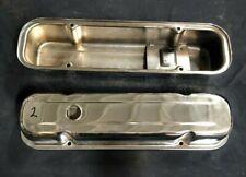 350 - 400 - 455 Pontiac Valve Covers, NOS, Set of 2