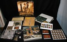 The Lord of the Rings Two Towers Board Game Complete Board Rose Complete