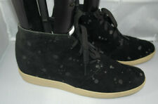 CLARKS SPORTSWEAR WOMENS BLACK LACE UP SUEDE  ANKLE BOOTS SIZE:5/38(WB3005)