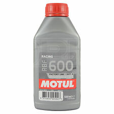 Motul RBF 600 Factory Line RBF600 Performance Racing Brake Fluid 500ml 0.5L