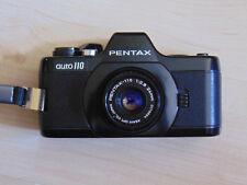 Asahi Pentax auto 110 Spiegelreflexkamera Objektiv/lens Pentax-110 1:2,8/24mm