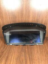 BMW serie del panel de control Pantalla Monitor Nav Sat Pantalla 9145102 6582 9145102 AL6016