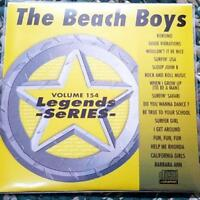 LEGENDS KARAOKE CDG THE BEACH BOYS #154 OLDIES PARTY 16 SONGS CD+G KOKOMO