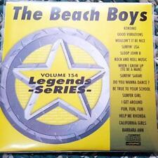 LEGENDS KARAOKE CDG THE BEACH BOYS #154 OLDIES PARTY 16 SONGS CD+G KOKOMO