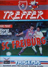Programm Bundesliga 1995/96 KFC Uerdingen - SC Freiburg
