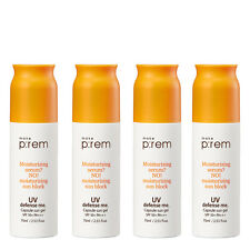 (4EA) x [MAKE P:REM] make prem UV defense me. Capsule sun gel 75ml Made in Korea