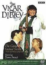 The Vicar Of Dibley Series 2 DVD 2004 Brand New Sealed