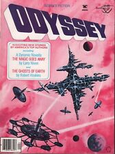 Odyssey Summer 1976 Larry Niven Robert Hoskins 040518DBE