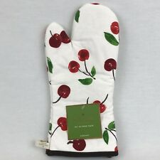 Kate Spade Oven Mitt Cherries All In Good Taste Pot Holder