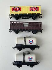 More details for (180) hornby acho set of 4 wagons - unboxed