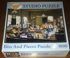 Bits & Pieces Susan Brabeau THE TOOTHACHE 1000 PC Studio Puzzle schoolhouse Kids