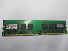1GB KINGSTON KVR DDR2 800MHz DDR2-800  1.8V RAM DIMM MEMORY
