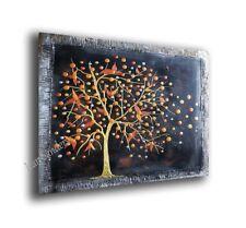 JEAN SANDERS - Bild ***HANDGEMALTE ORIGINALE*** 100 x 90 x 4 cm- Strukturbild