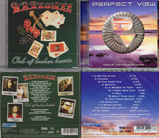2 CD, Markonee-Club of Broken Hearts + Perfect View-Hold Your Dreams (+1)