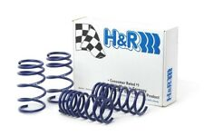 H&R Lowering Springs For Mercedes Benz C Class W204 / E Class A C207 / W207