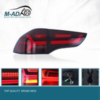 Pair REAR TAIL LIGHT LAMP LED FIT FOR MITSUBISHI MONTERO / PAJERO SPORT MC 2014