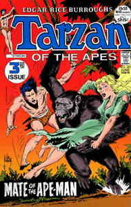 Tarzan (DC) #209 VG; DC | low grade comic - save on shipping - details inside
