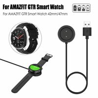 Replacement USB Magnetic Charging Dock Cable For Xiaomi Huami Amazfit GTR 42mm W