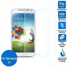 Protector de Pantalla de Cristal Vidrio Trasparente Para Samsung Galaxy S4