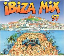 IBIZA MIX 97 CD Single Techno HOUSE DANCE BIT MUSIC MAX MUSIC