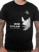 Bob Dylan 50 Years T Shirt Official Music Like a Rolling Stone NEW S M
