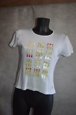 TOP TEE SHIRT  KENZO  HAUT/MAGLIA  COTON  TAILLE S/36 BE