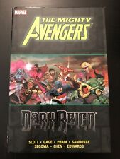 MARVEL THE MIGHTY AVENGERS DARK REIGN HC GREAT CONDITION DAN SLOTT