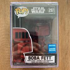 Boba Fett WonderCon Exclusive - Star Wars Funko POP! Vinyl Figure #297