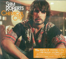 Sam Roberts - Chemical City - Japan CD+2BONUS - NEW