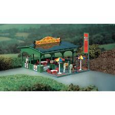 AUHAGEN HO scale kit ~ BEER GARDEN ~ 1/87 plastic model # 11366