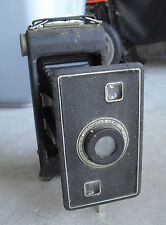 Antique Kodak Jiffy Folding Camera Twindar Lens LOOK