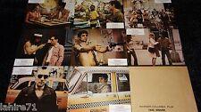 TAXI DRIVER  !  robert de niro martin scorcese  jeu 8 photos cinema lobby card
