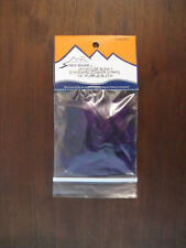 Fly Tying Jailhouse Bunny Zonker Strips Purple/Black