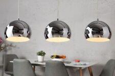 Lámpara colgante de iluminación de techo de interior sin marca color principal plata