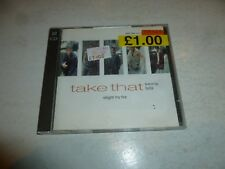 TAKE THAT - Relight My Fire - Deleted 1993 UK 5-track CD single [CD1 of 2]