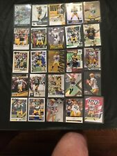 Aaron Rodgers Lot (25) With Inserts, Green Bay Packers