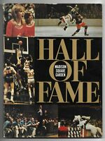 Vintage 1960's Hall of Fame Madison Square Garden Magazine Size Paperback Book