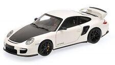 Porsche 911 (997 II) gt2 RS (white with black Wheels) 2011