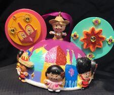 Disney It's a small world Mickey Ear Hat Ornament