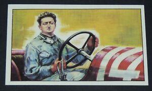 #55 FERRARI ENZO ITALIE PANINI 1972 HISTOIRE AUTOMOBILE AUTO FORMULE 1 PILOTE F1