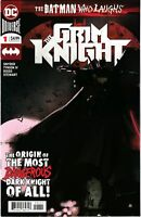 Batman Who Laughs Grim Knight #1 Main Cvr (DC, 2019) NM