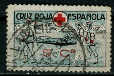 SPANISH CIVIL WAR. RED CROSS DURING THE WAR. USED