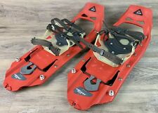 New listing MSR Evo Ascent Snowshoes Red